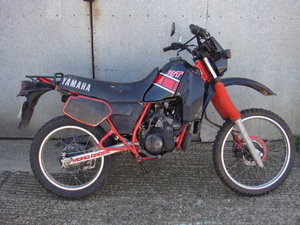 Yamaha DT125LC YPVS 1HR - 1986 - Good Condition SOLD