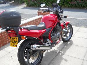 1997 Yamaha XJ600N
