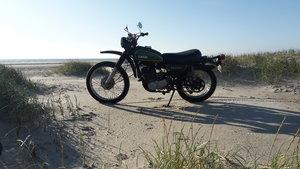 1974 Yamaha DT360 Enduro Scrambler For Sale