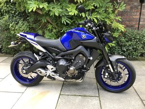 Picture of 2017 Yamaha MT09 ABS, 2082miles, 1 Owner, Immaculate SOLD