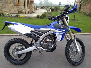 2018 Yamaha WR250F