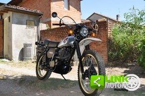 1982 Yamaha XT 500 - conservato in perfette condizioni, targa or