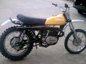 1974 YAMAHA DT250  For Sale
