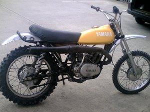 1974 YAMAHA DT250