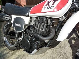 1977 Yamaha XT500 For Sale