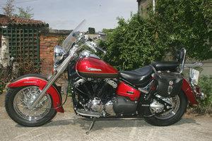 1999 Yamaha Dragstar Classic XVS650A
