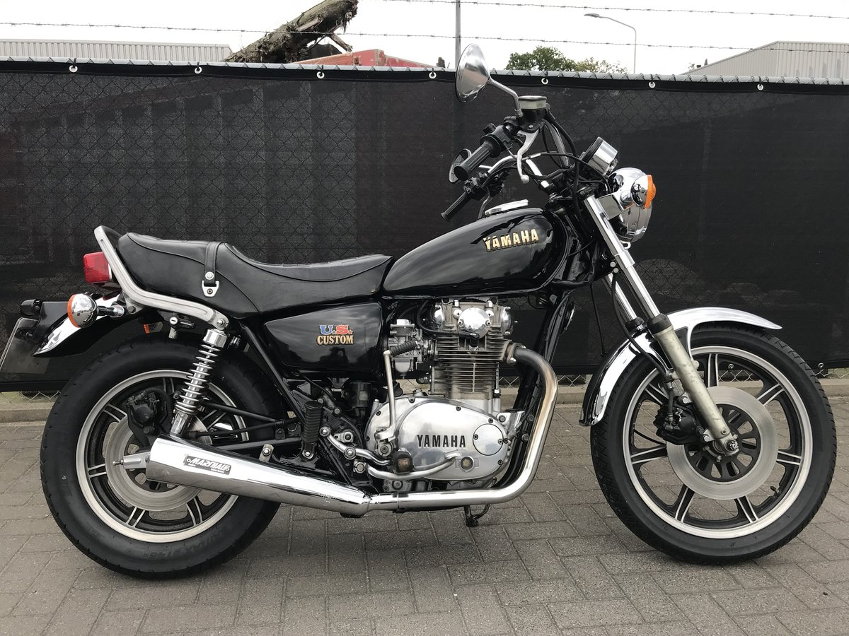 1980 Yamaha XS650 SE  For Sale (picture 1 of 6)