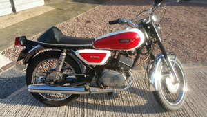 1972 Yamaha CS5E Electric RD200 Project Cafe Racer  For Sale