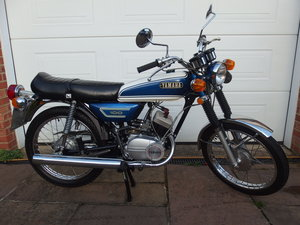 1972 YAMAHA LS2 100cc Twin, Exceptional. SOLD SOLD SOLD