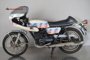 1976 Yamaha RD 250 type 522, 245 cc, 32 hp For Sale
