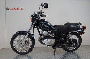 1997 Yamaha SR 125, 125 cc, 12 hp