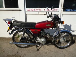 1989 Yamaha YB100 Deluxe *ONLY 2,430 MILES* 2-Stroke Classic