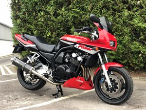 2001 Yamaha Fazer 600cc IN As New Condition ! For Sale