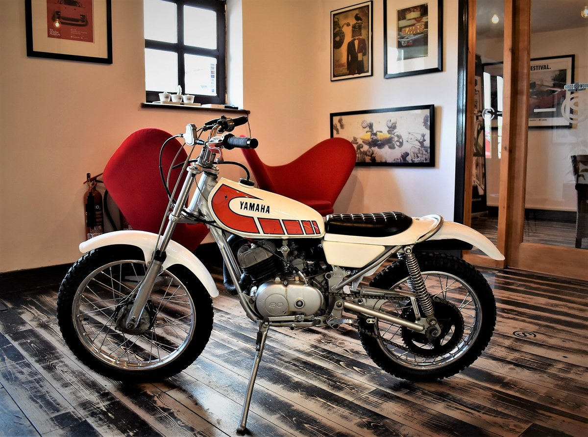 1979 Yamaha TY80 Trials Bike SOLD (picture 1 of 6)