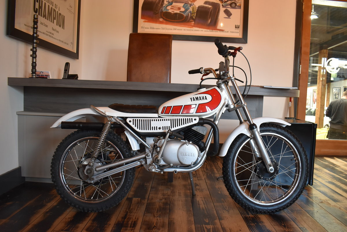 1979 Yamaha TY80 Trials Bike SOLD (picture 4 of 6)