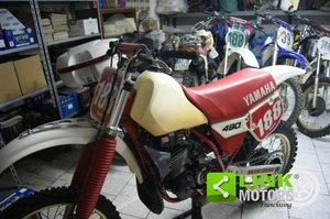 1985 YAMAHA YZ490 CROSS  PERFETTO