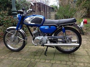 1967 Yamaha Bonanza CS1 180cc
