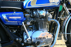 1973 yamaha xs650 For Sale