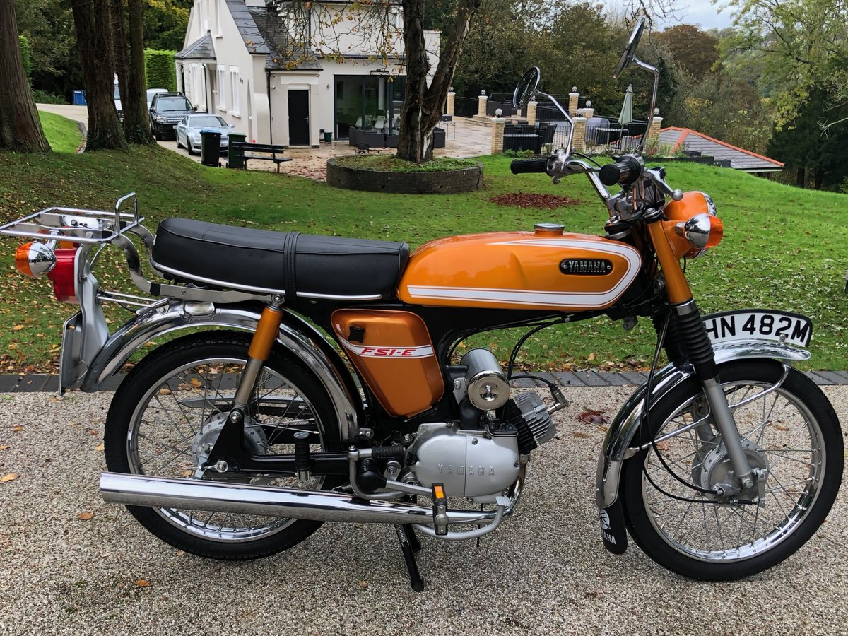 1973 FS1E Superb restored UK matching number bike SOLD (picture 1 of 6)