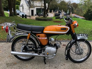 1973 FS1E Superb restored UK matching number bike SOLD