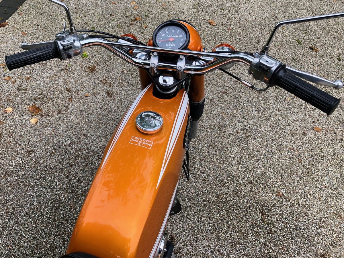 1973 FS1E Superb restored UK matching number bike SOLD (picture 4 of 6)