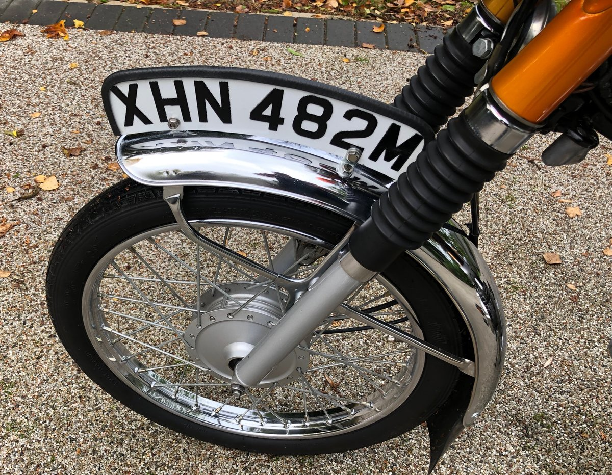 1973 FS1E Superb restored UK matching number bike SOLD (picture 6 of 6)