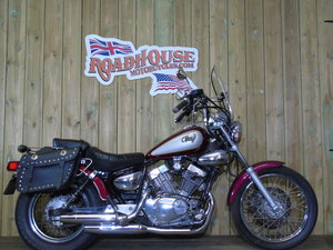 1996 Yamaha XV250 XV Virago 12 Months Mot Hpi Clear * UK Delivery For Sale