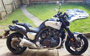 Picture of Yamaha V Max 1700 Custom 2010 805 Miles Extras  SOLD