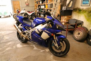 Yamaha YZF R1 998cc, 2001. Wonderful Condition. l For Sale