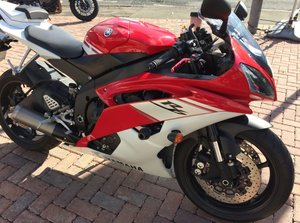 2013 YZF-R6 Immaculate For Sale