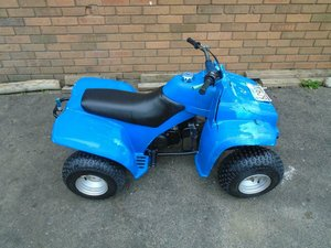YAMAHA YF60S 4 ZINGER QUAD BIKE(1986) BLUE US IMPORT!  For Sale