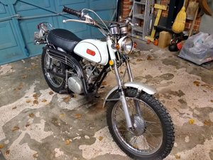 1968 Yamaha AT1 125 Classic  For Sale