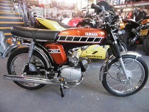 1976  Stunning full nut and bolt restoration UK bike Matching No SOLD