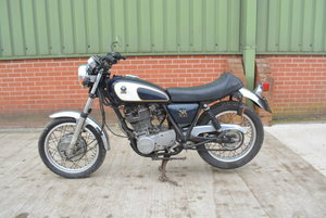 1987 Yamaha SR500 For Sale by Auction