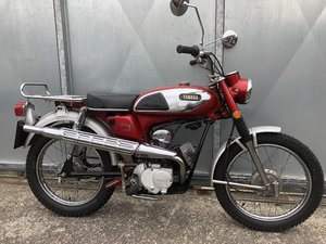 YAMAHA 1970 L5TA 100cc USA FIZZY TRAIL TRIAL DT TYRES VERY O For Sale