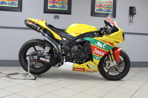 2011 Yahama BSB Swan Racing SuperBike For Sale