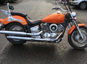 Yamaha xvs1100a drag star classic