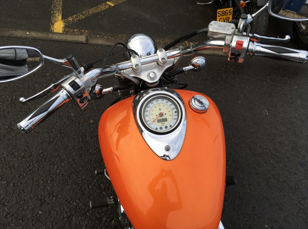 2003 Yamaha xvs1100a drag star classic For Sale (picture 3 of 6)
