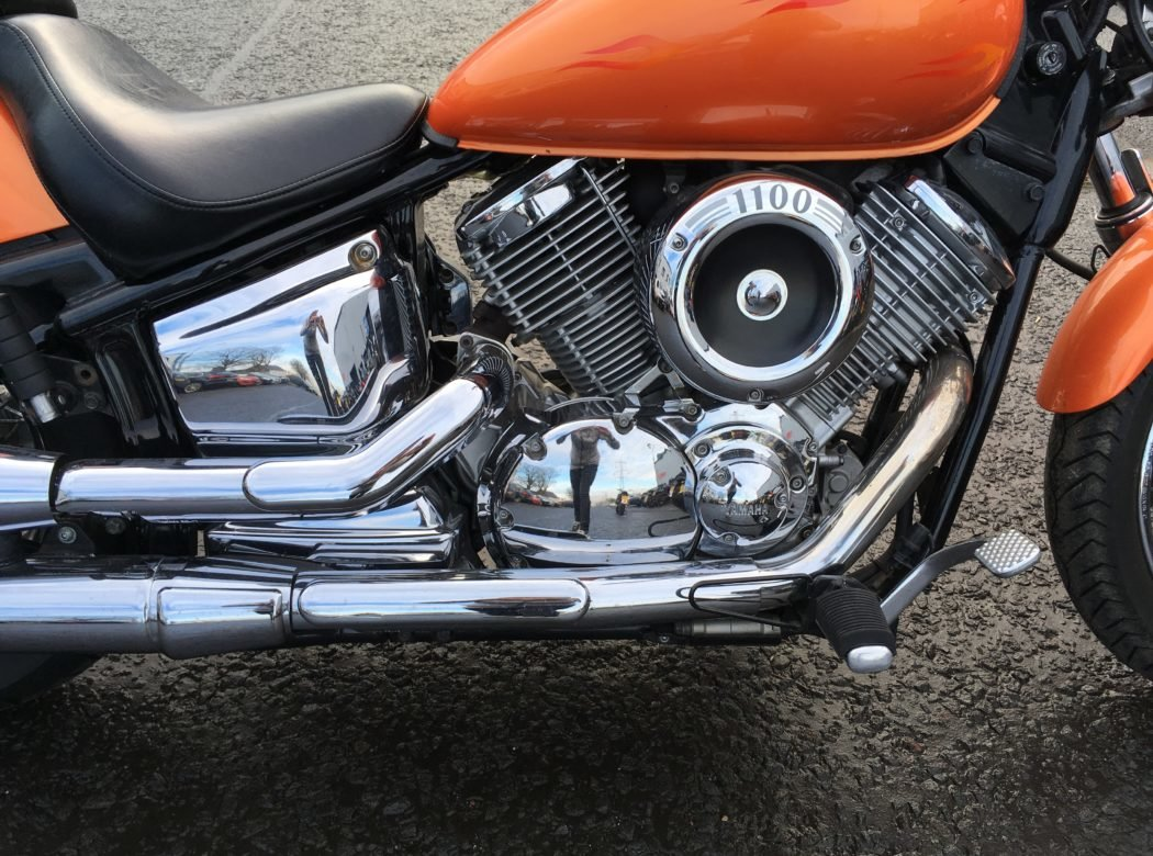 2003 Yamaha xvs1100a drag star classic For Sale (picture 5 of 6)