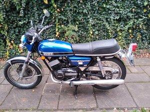 1975 Yamaha RD250A