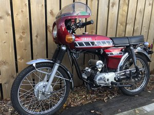1988 YAMAHA FS1E FIZZY 50CC MOPED ONE OF THE BEST! £3995 OFFERS? For Sale