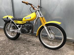 1980 YAMAHA TY 175 TWIN SHOCK TRIALS PROJECT MAJESTY TYRE £995 For Sale