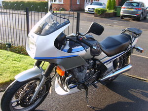 1989 Yamaha XJ900F in original condition