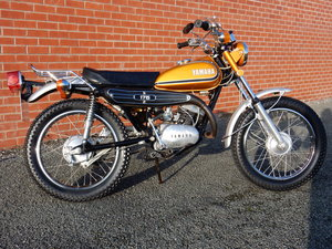 Yamaha CT3  171cc  1973  Matching Numbers