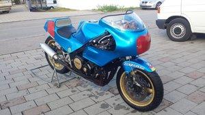 Yamaha FZ 750 Endurance