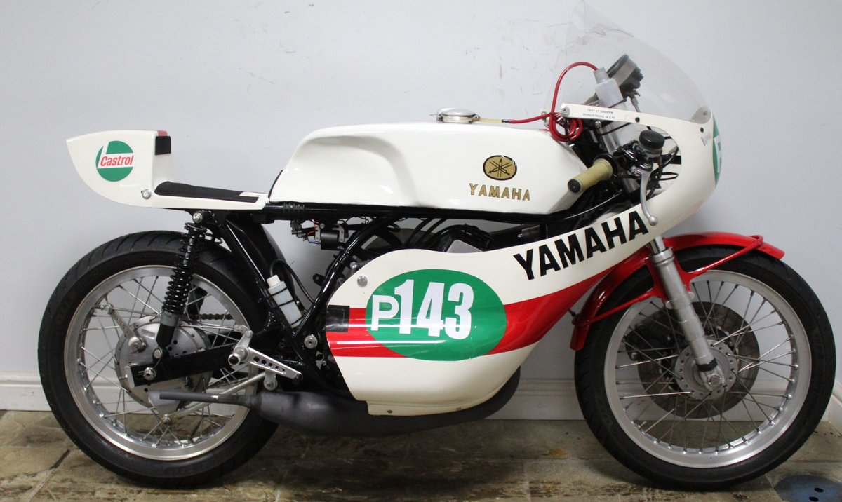 1973 Yamaha YDS 7 With a difference TD2 Racer Homage  SOLD (picture 1 of 6)