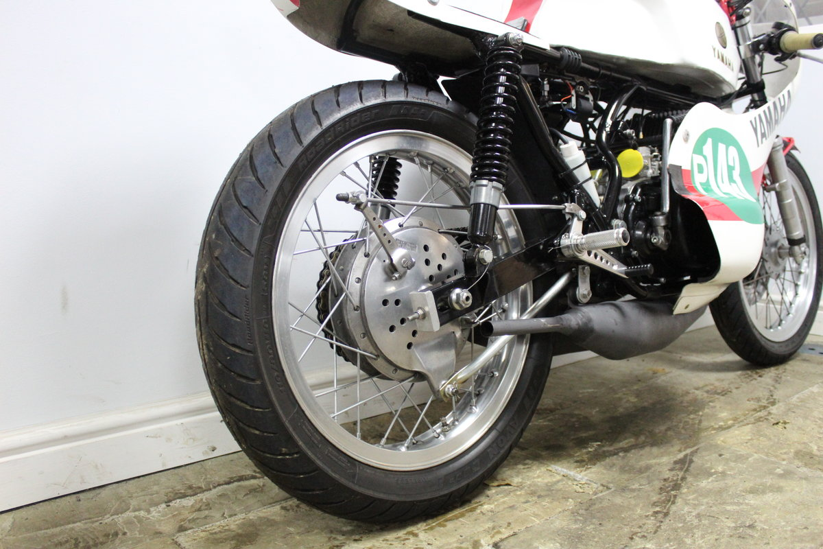 1973 Yamaha YDS 7 With a difference TD2 Racer Homage  SOLD (picture 2 of 6)