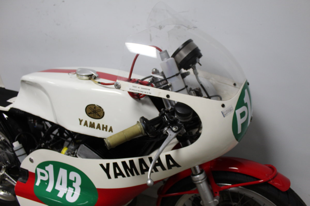 1973 Yamaha YDS 7 With a difference TD2 Racer Homage  SOLD (picture 3 of 6)