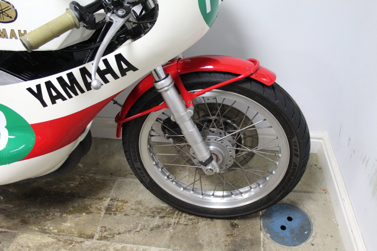 1973 Yamaha YDS 7 With a difference TD2 Racer Homage  SOLD (picture 4 of 6)
