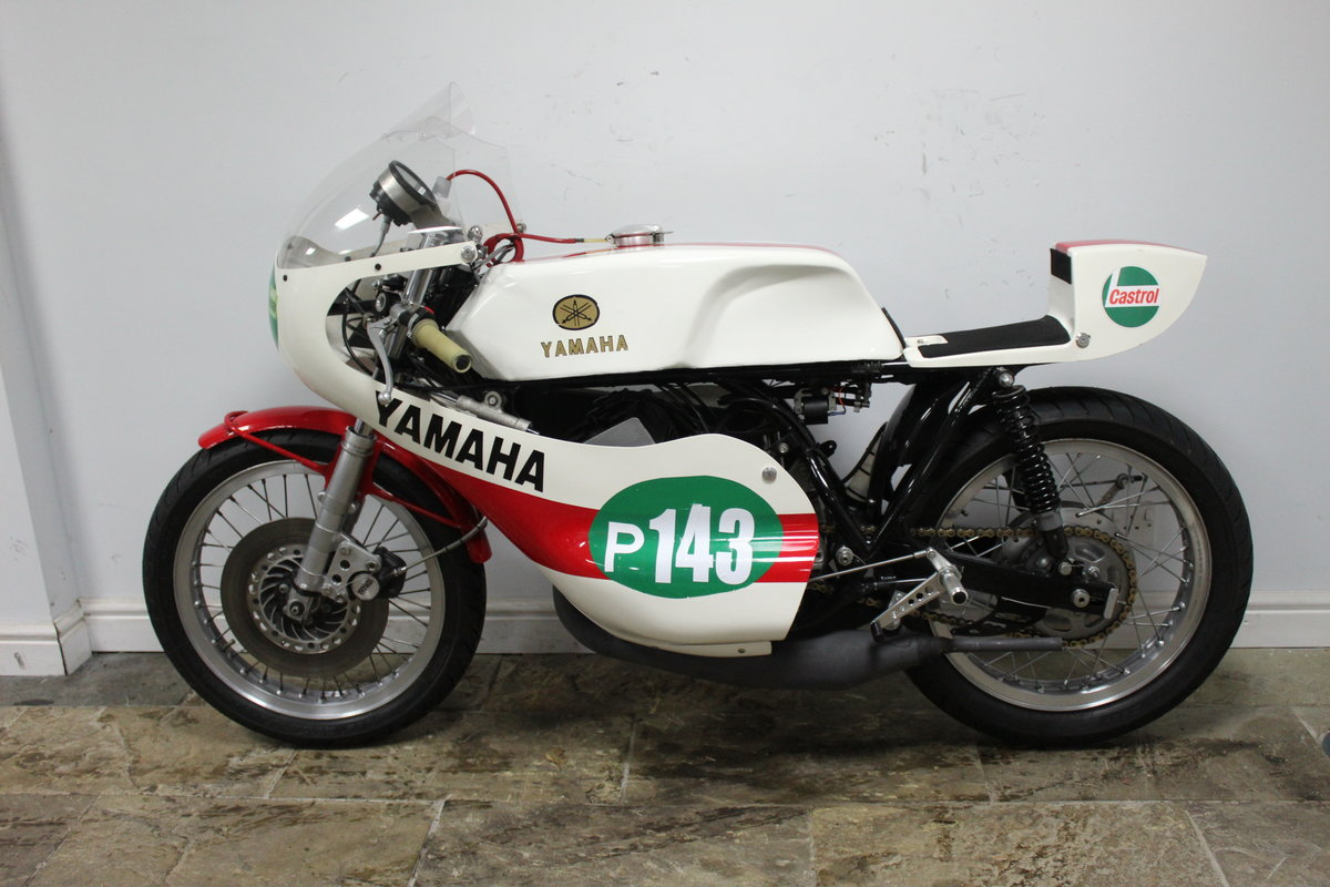 1973 Yamaha YDS 7 With a difference TD2 Racer Homage  SOLD (picture 6 of 6)